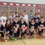 Schülerliga-Team kickte sich ins Landesfinale