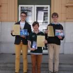Zweimal Bronze beim Landeswettbewerb der  34. Österreichischen Physikolympiade 2015