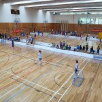 Floorball-Turnier 2015