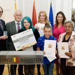 Siegerehrung EU-Projekt in der Landesregierung Klagenfurt, 7A