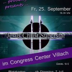 "Musical ""Jesus Christ Superstar"" im Congress Center (AUSVERKAUFT)"