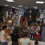 "The International Bilingual Classes ""Share"" an evening together"