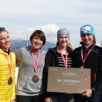 3x Edelmetall für unsere Langläuferinnen und -läufer bei den Bundesmeisterschaften