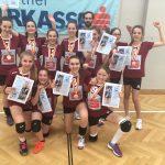 Vizelandesmeisterinnen 2017 Schülerliga Volleyball