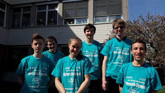 Mathe OL Team StMartin