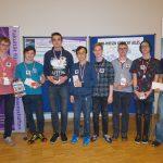 Der 1. Catalyst Coding Contest an der AAU brachte junge Informatiktalente zum Vorschein
