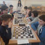 Großartiger Erfolg beim Unterstufenbewerb der Schulschachlandesmeisterschaften