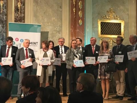 Verleihung MINT Guetesigel (2)