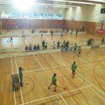 Floorballturnier 2017