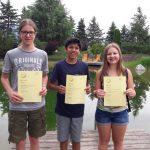 Erfolgreiche Teilnahme am Landeswettbewerb für Anfänger der 48. Österreichischen Mathematik Olympiade