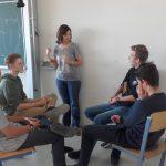Da geh ich hin! – Workshop zur politischen Bildung in der 6A