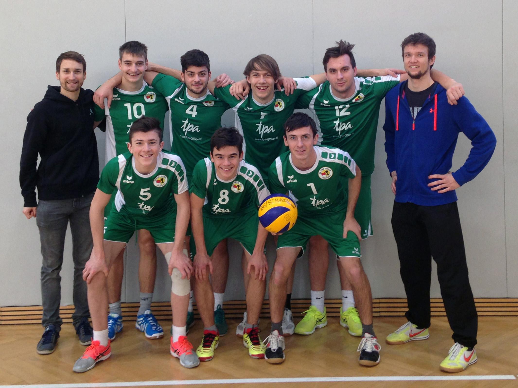Oberstufenlandesfinale Volleyball 1718 2