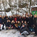 Schülerinnen und Schüler aus La Spezia besuchen Villach