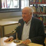 Dr. Herbert Lackner zu Gast in der Schulbibliothek