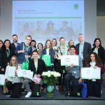 Toller Erfolg beim größten AHS-Fremdsprachenwettbewerb Österreichs