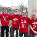 Drei Auszeichnungen beim Gebietswettbewerb der 49. Österreichischen Mathematik – Olympiade