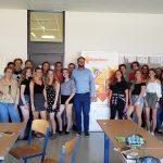 Vortrag zum Thema Erasmus+, Jugendbegegnungen, Trainingskurse und Freiwilligenprojekte