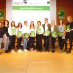 Cambridge-Prüfungen und Verleihung der Zertifikate