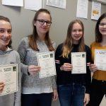 Ergebnisse Bolyai – Teamwettbewerb