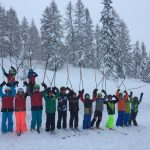 Wintersportwoche der 2AB in Altenmarkt