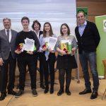 Großer Erfolg beim 26. AHS-Fremdsprachenwettbewerb