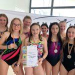 Schulolympics Landesmeisterschaft Schwimmen