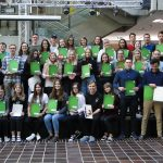 Cambridge Zertifikatsverleihung am WIFI Klagenfurt und am BG/BRG St. Martin