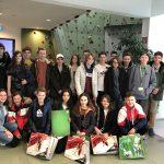 Berufsorientierung: Die 4E besuchte das TAZ am Wifi Klagenfurt