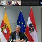 Diskussion mit LH Dr. Peter Kaiser