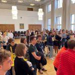 Bürgermeister-Talk mit den Maturaklassen